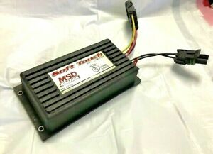 Msd Ignition 8768 Marine Soft Touch Rev Limiter Used Excellent Condition