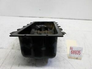 00 Expedition Eb 5 4l 8cyl Engine Motor Oil Pan 6030