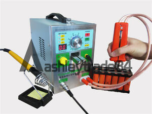 Sunkko S709ad 1 9kw Pulse Spot Welder Battery Spot Soldering Machine 220v Us Ca