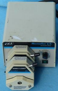 Masterflex Drive 7554 90 With Two 900 1316 Pump Heads