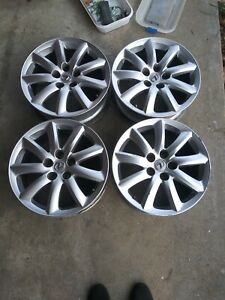 4 Lexus Ls460 Ls600hl 2006 2012 18 Factory Oem Wheels Rims Set Ls 460 600