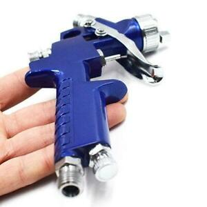 Small Air Spray Gun Body Detail Touch Up Coat Paint Sprayer Repair Used For Car