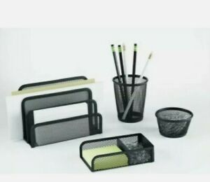Pen gear 4 piece Desk Organizer Set New In The Box