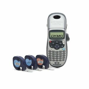 Dymo Letratag Lt 100h Handheld Label Maker For Office Or Home 1749027 Colo