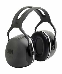 3m Peltor X5a Over the head Ear Muffs Noise Protection Nrr 31 Db Construct
