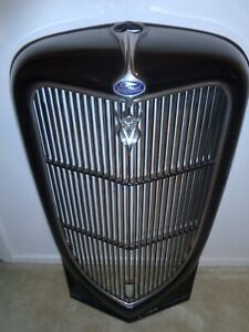 1935 1936 1937 Ford Pickup Grill