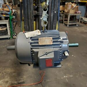 Reliance 10 Hp Electric Ac Motor 230 460 Vac 1750 Rpm 215tz Frame 3 Phase