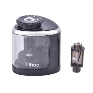 Electric Pencil Sharpener Automatic Touch Switch School Office Classroom Kid Ew