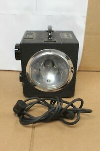 General Radio Strobotac 631 b Test Equipment Tube Strobe Light Stroboscope