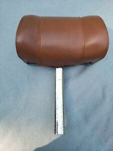 Mg Mgb 1973 76 Midget 1970 76 Original Headrest Eared Type Oem Saddle
