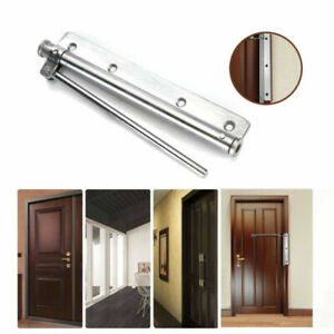 Simple Automatic Door Closer For Household Decompression Buffer Page Rebound