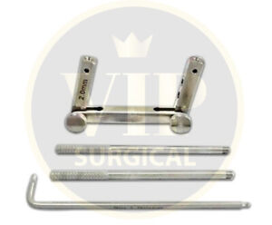 Tplo Jigs And Callipers 2 0mm Ccat Dog Veterinary Orthopedic Instruments