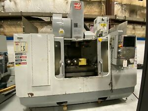 2008 Haas Vf 3yt 50 Cnc Vertical Machining Center Haas Control Cat50 7500rpm