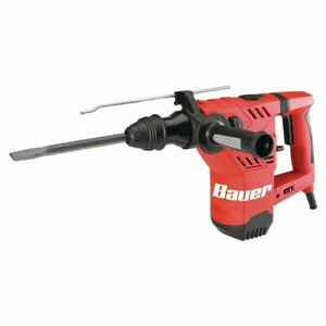 Bauer 1 1 8 In Sds Variable Speed Pro Rotary Hammer Kit Usa Seller Ship From Usa