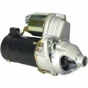New Starter For Saturn Sl Sc Sw 1 9l L4 95 96 97 98 99 00 01 02 17667 6445