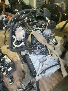 Engine 2 3l Vin H 8th Digit Turbo Fits 16 19 Explorer 1763099