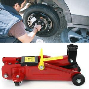 Professional Auto 2t Hydraulic Floor Lifting Replacing Tire Car Repair Tool