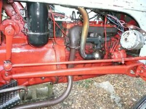 Totally Complete Ford 8n 9n 2n Tractor Engine Motor Ready To Install