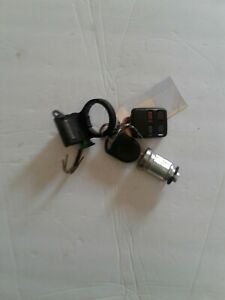 2007 2011 Ford Focus Automatic Ignition Switch W Key W Immobilizer Ring Oem