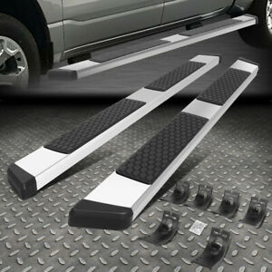 For 09 20 Dodge Ram 1500 3500 Extended Quad Cab 5 Ss Step Bar Running Boards