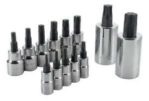 New Craftsman Industrial Metric Sae Hex Bit Socket Set 3 8 Allen Head
