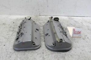 1997 Acura Cl Type S 3 2l 6cyl Left Right Engine Cylinder Head Valve Cover Set