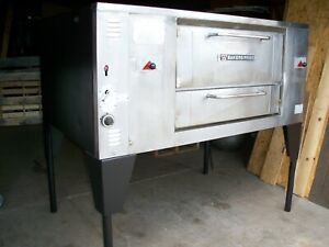 Bakers Pride Pizza Oven Model D125