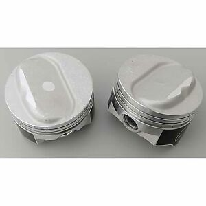 Speed Pro L2311f30 Power Forged Piston Set 400 406 Small Block Chevy 500 Dome