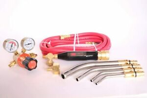 Arc Union Air Acetylene Torch Kit 1 Year Warranty Fuel Gas Kit