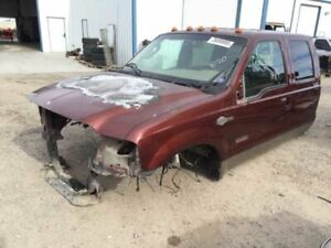 05 06 07 Ford F350 6 0l 4x4 At Super Duty Bare Cab Only King Ranch T5