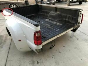 2014 Ford F350 Used damage Dually Bed As Shown Fits 11 16 Pickup 26710