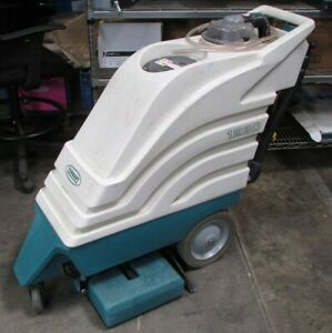 Tennant 1280 Walk Behind Commercial Carpet Cleaner extractor