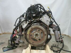 5 3 Liter Engine Motor Ls Swap Dropout Chevy L59 143k Complete Drop Out
