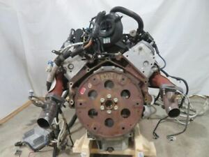 6 0 Liter Engine Motor Lq4 Gm Chevy 142k Complete Drop Out Ls Swap