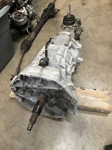 Ford Mustang Tremec T56 6 Speed Transmission 4 6l Cobra Tuet 1260