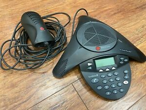 Polycom Soundstation 2 Non expandable Conference Phone 2201 16000 601 W Module