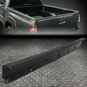 For 05 15 Toyota Tacoma Tailgate Spoiler Cover Molding Abs Top Cap Protector