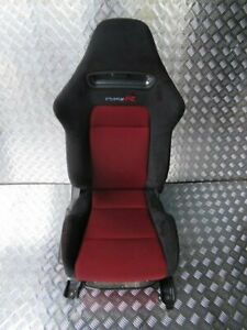 2008 Honda Civic Type r Fn2 Rev Recaro Front Right Seats Rare