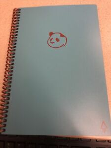 Rocketbook Panda Planner Reusable Academic Daily Planner 8 5 X 11