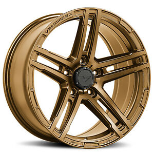1pc 17 Bronze Venomrex Vr 501 Forged Wheels Fits 02 18 Dodge Ram 1500