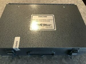 Dmc 986 Aviation Electrical Contact Tool Kit New In Box