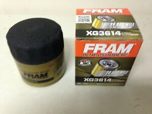 Fram Ultra Synthetic Xg3614 Oil Filter Fits Tg3614 Ph3614 10 2835 M1102a 51348xp