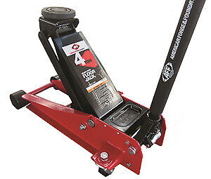 Aff American Forge 400ss 4 Ton Hd Floor Jack