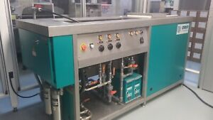 Ultrasonic Cleaner System 4 Chambers Excellent Cleaning Performance