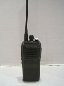 Standard Vx 921 g7 5 Uhf 450 512mhz Two Way Radio W battery