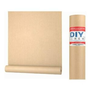 40lb 30 X 1800 Brown Paper Roll Shipping Wrapping Craft Postal And Parcel