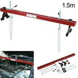 1100lbs Heavy Duty Engine Load Leveler Support Bar Transmission With Dual Hook