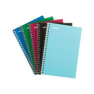 Staples Memo Pads 4 X 6 College Assorted 50 Sh pad 5 Pads pk 11495 200014