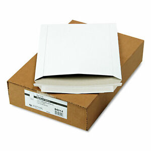 Quality Park Photo document Mailer Redi strip Side Seam 9 X 11 1 2 White 25 box
