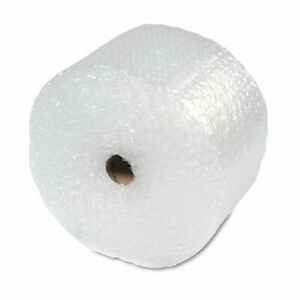 Sealed Air Bubble Wrap Cushioning Material 5 16 Thick 12 X 100 Ft 91145